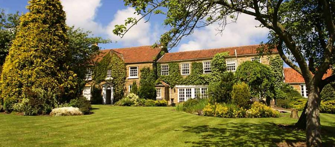Ox Pastures Hall - Dog friendly hotel
